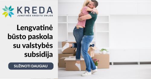 Kreda Subsid Only